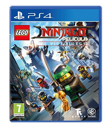 Lego Ninjago PS4 - 10€ Amazon Pantry - 5€ en Game - Leer descripción