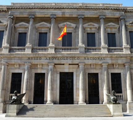 MADRID: Visitas guiadas de una hora de duración en el Museo Arqueológico Nacional (GRATIS) - Entrada 3€ (1,50€ en Octubre)
