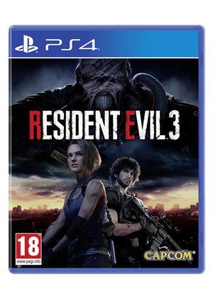Resident Evil 3 Remake (Playstation 4, Xbox One) PAL UK
