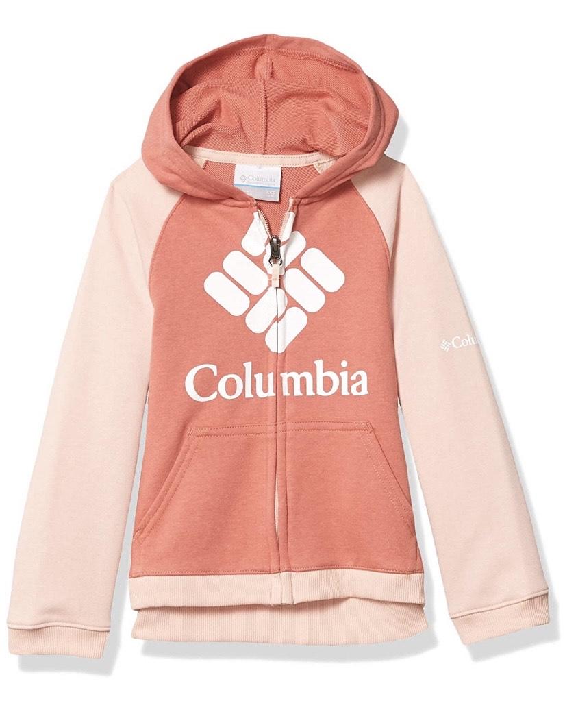 Talla XXS sudadera niña Columbia