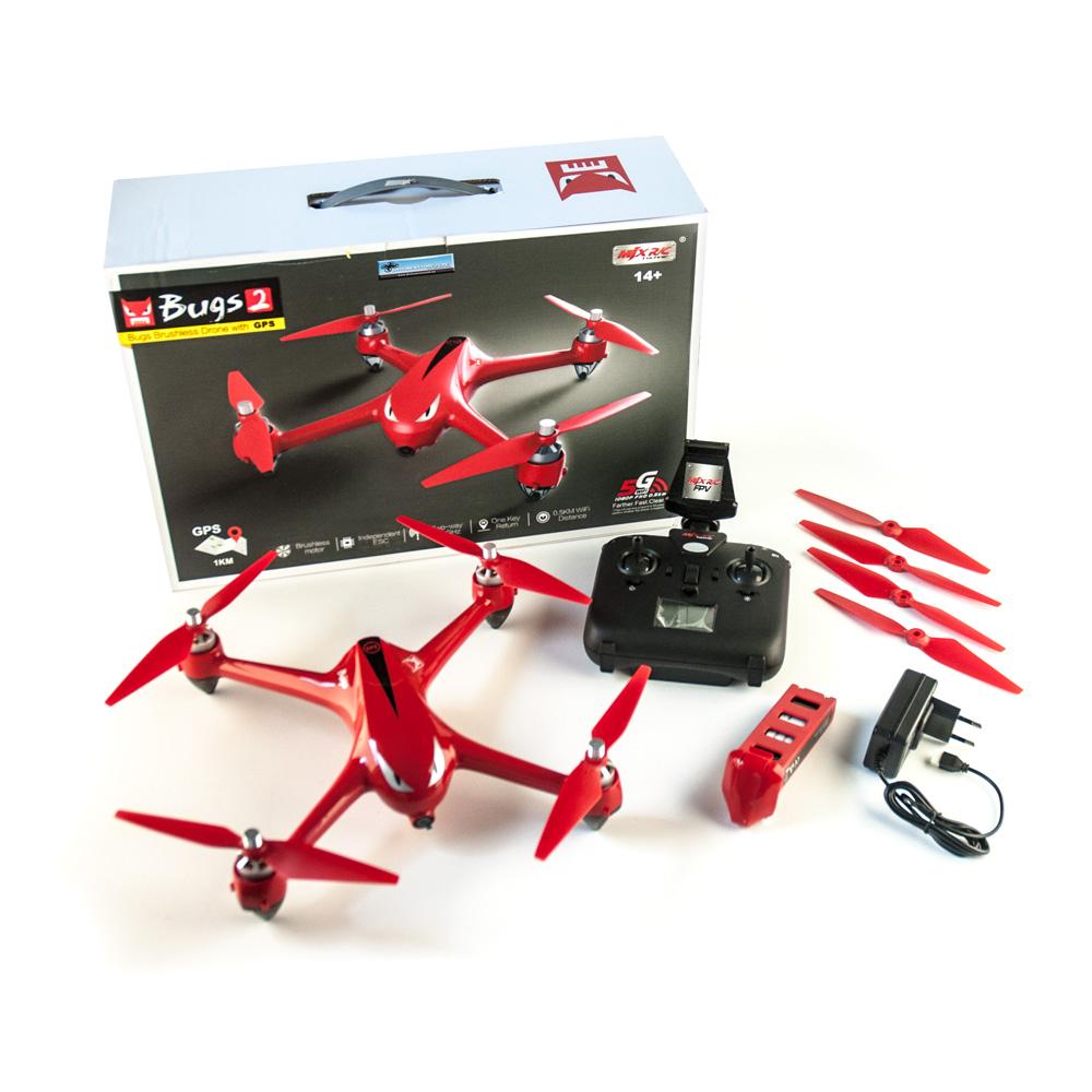 Drone  MJX Bugs 2 B2W