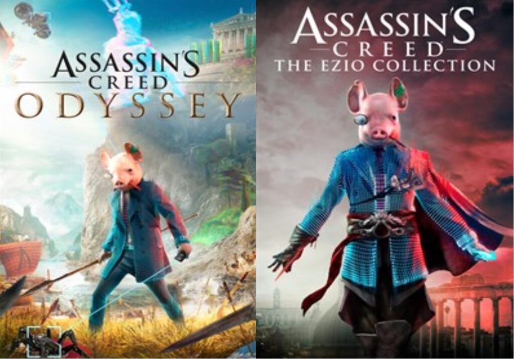 [Xbox One] Assassin's Creed Odyssey por 7,50€ o The Ezio Collection por 5,42€ (Store brasileño)