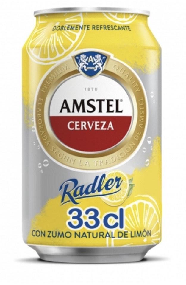 Amstel Radler 33cl (Alcampo Moratalaz)