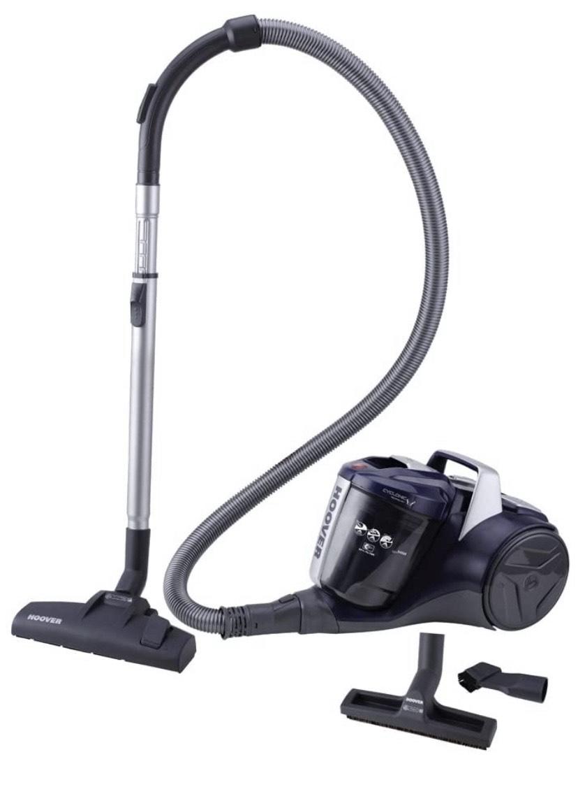 Hoover Breeze BR20 - Aspirador sin bolsa, Aspirador ciclónico, más accesorios