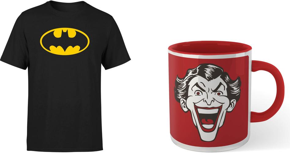Pack Batman Camiseta + taza 9.99€