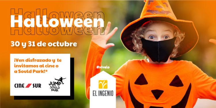Entradas de cine gratis por Halloween en Vélez-Málaga