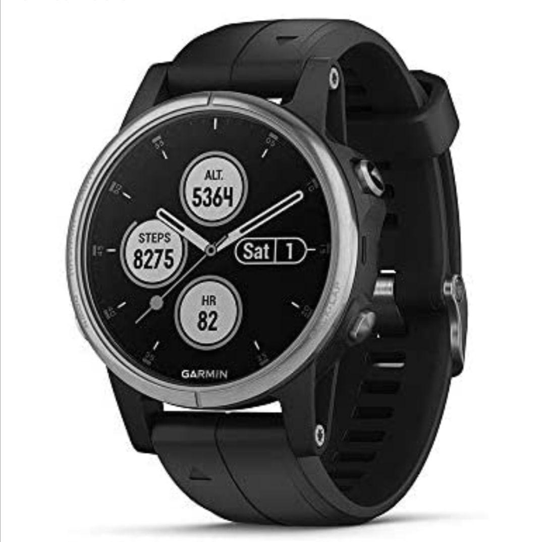 Garmin Fenix 5S Plus Reloj GPS multideporte (al tramitar)
