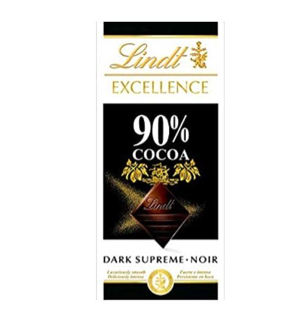 Chocolate Lindt 90%