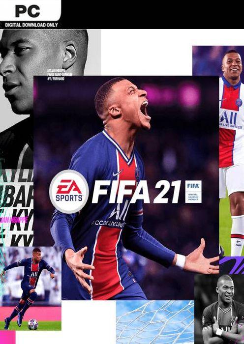 FIFA 21 PC Key (Global, Multilenguaje) - CDKeys