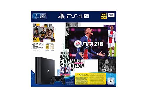 PlayStation 4 Pro 1TB + FIFA 21