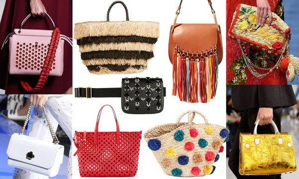 1. RECOPILACIÓN Bolsos/mochilas mujer ( 20 artículos )