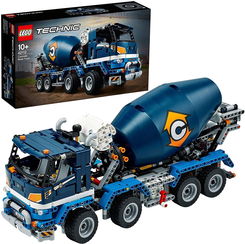 Lego Technic Camión Hormigonera solo 72.2€