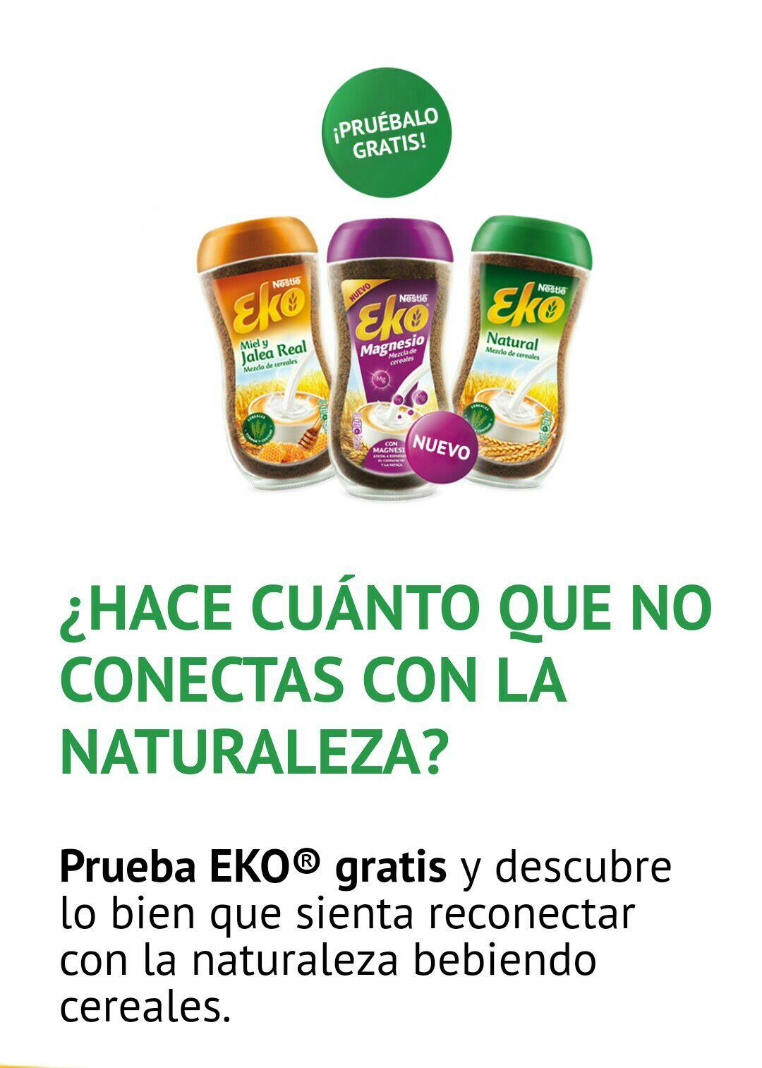 Prueba EKO® gratis