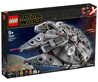 LEGO Star Wars - Halcón Milenario - 75257 (AlCampo Albacete)