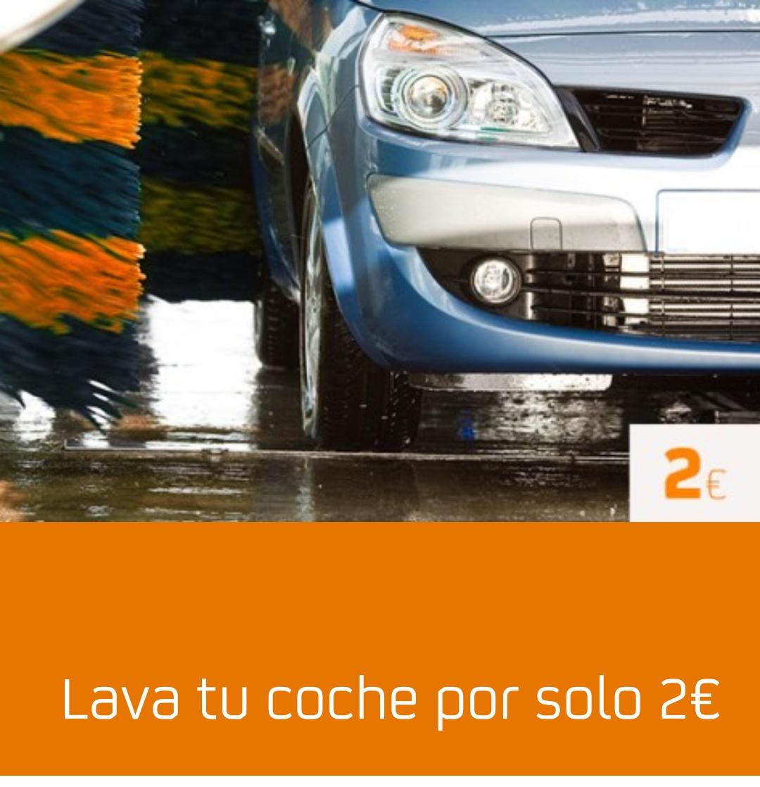 Ventajas Repsol Más y lava tu coche por solo 2€