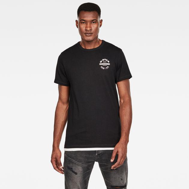 Camiseta G-STAR LOGO TALLA M