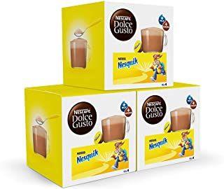 Nescafé DOLCE GUSTO Cacao NESQUIK 48 cápsulas