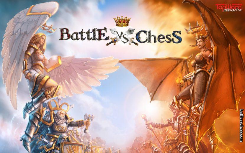 Battle vs Chess Para Steam solo 0.01€