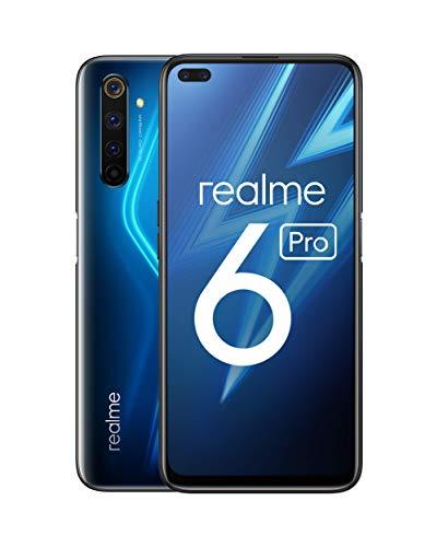 """realme 6 Pro – Smartphone de 6.6"""", 6 GB RAM + 128 GB versión española (varios colores)"""