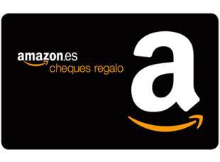 CHEQUE REGALO 10 EUROS AMAZON