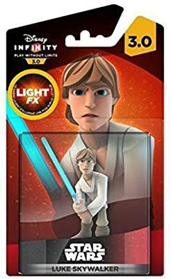 Disney Infinity 3.0 - Figura Star Wars: Luke Skywalker, Light Up