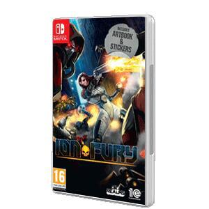 Juego de Switch ION FURY - 14,95€ - Disponible para recoger en algunas tiendas Game