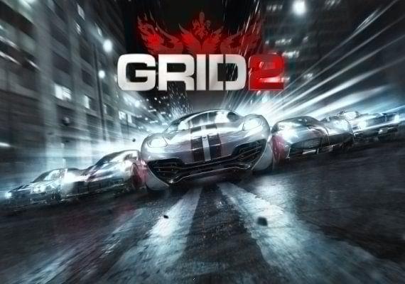 GRID 2 + 2 Track Pack DLC Steam