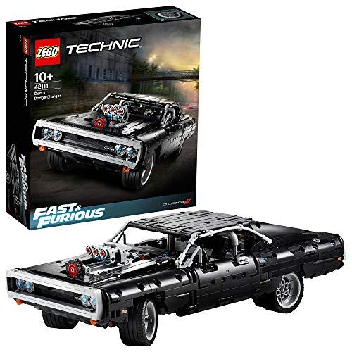 LEGO Technic - Coche Dodge Charger de Dominic Toretto [Fast & Furious]. Set de Construcción (42111) - Mínimo histórico