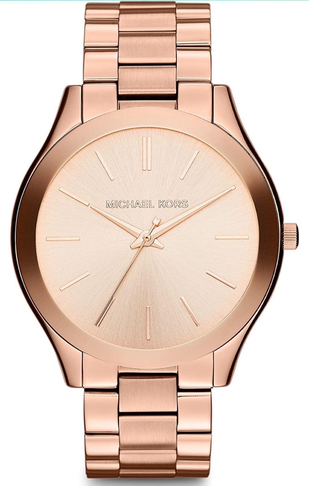 Reloj Michael Kors Slim Runway