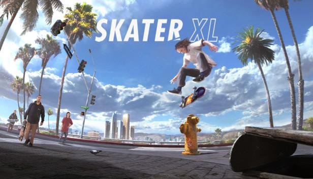 Skater XL - The Ultimate Skateboarding Game
