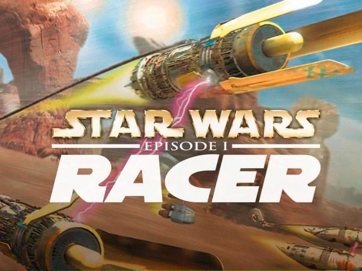 Star Wars Racer - Nintendo eshop