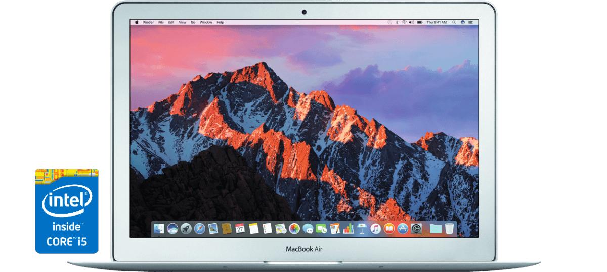 """Apple MacBook Air MQD32Y/A 13.3"""", i5 hasta 2.9 GHz, 8 GB RAM, 128 GB SSD"""