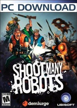 Shoot Many Robots para Steam -28%