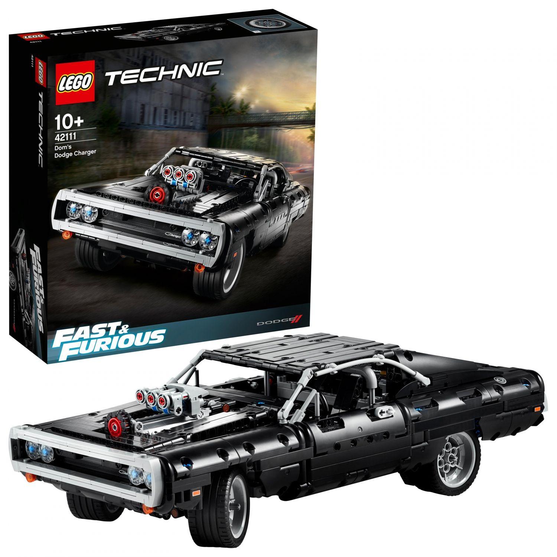 Dodge Charger R/T (-40% Carrefour)/Mas Chollos Lego Technic