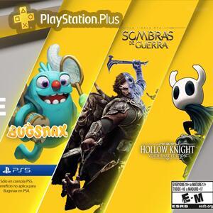 PlayStation Plus :: Hollow Knight, La Tierra Media y Bugsnax (Noviembre 2020, Plus Collection)