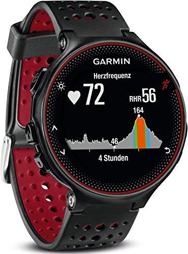 Reloj de running GPS que mide la frecuencia cardiaca a través de la muñeca