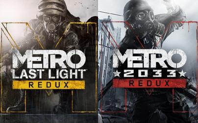 PS4: Metro Last Light Redux y Metro 2033 Redux por 4,99€ cada uno // Pack de ambos por 7.49€