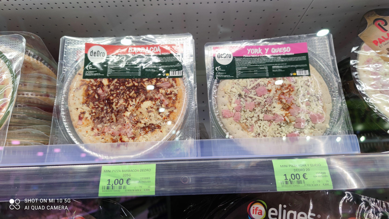 Pizza 1€ - En family cash en Morón de la frontera (sevilla)