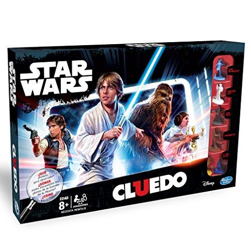 Star Wars - Cluedo, juego de mesa (Hasbro B7688105)