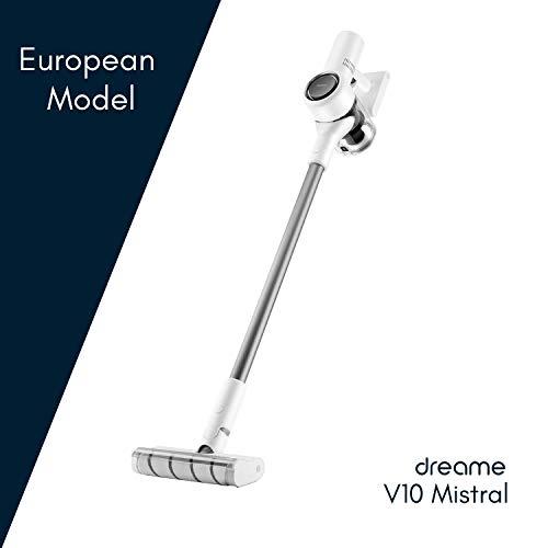 Dreame V10 Mistral - Aspirador sin Cables, Modelo Europeo,