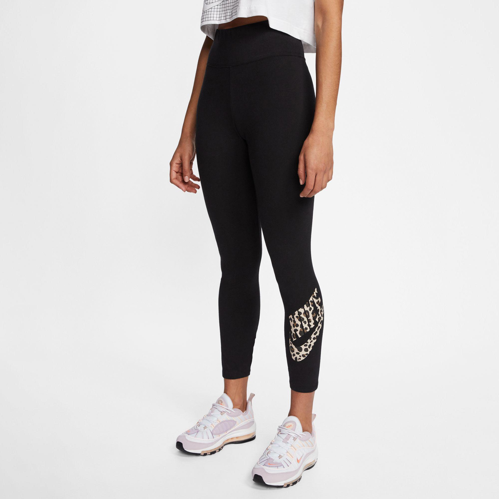 NIKE Leggings Nike Sportswear - negro