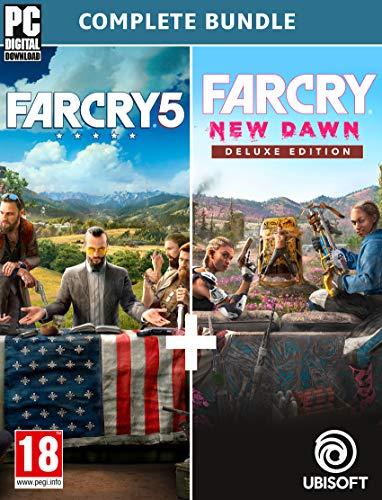 Far Cry New Dawn Deluxe + Far Cry 5 Standard