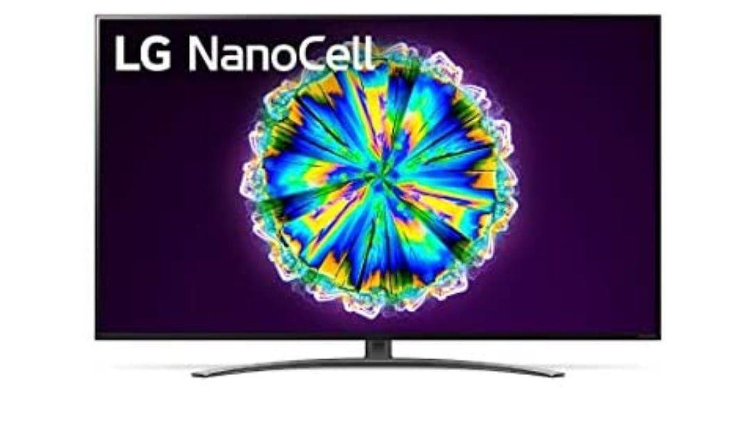 "TV LG 55"" 55NANO866NA - NanoCell UHD 4K, A7, 100% HDR, Dolby Vision/Atmos, Smart TV, Local Dimming"