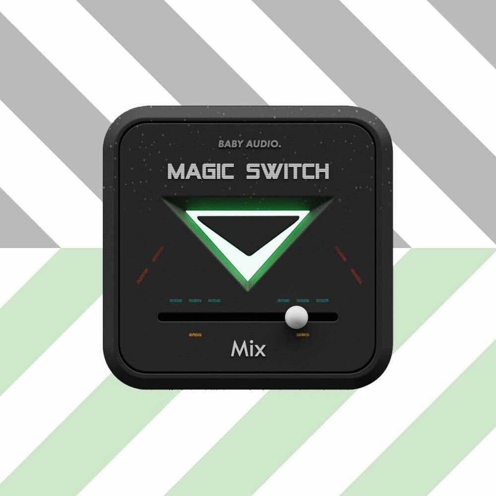Magic Swich ( Efecto para Producción de Música)