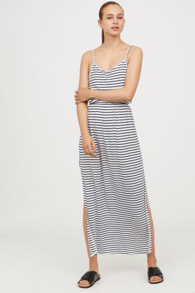 Vestido largo mujer H&M