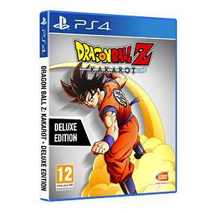 Dragon Ball Kakarot edición DELUXE PS4, mínimo histórico