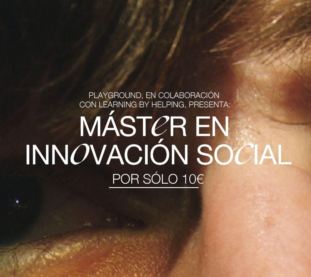 Máster en Innovación Social