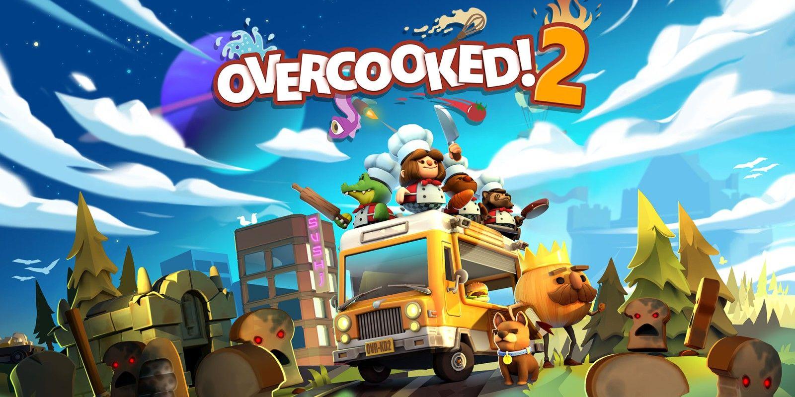 Overcooked 2 (eshop rusa)
