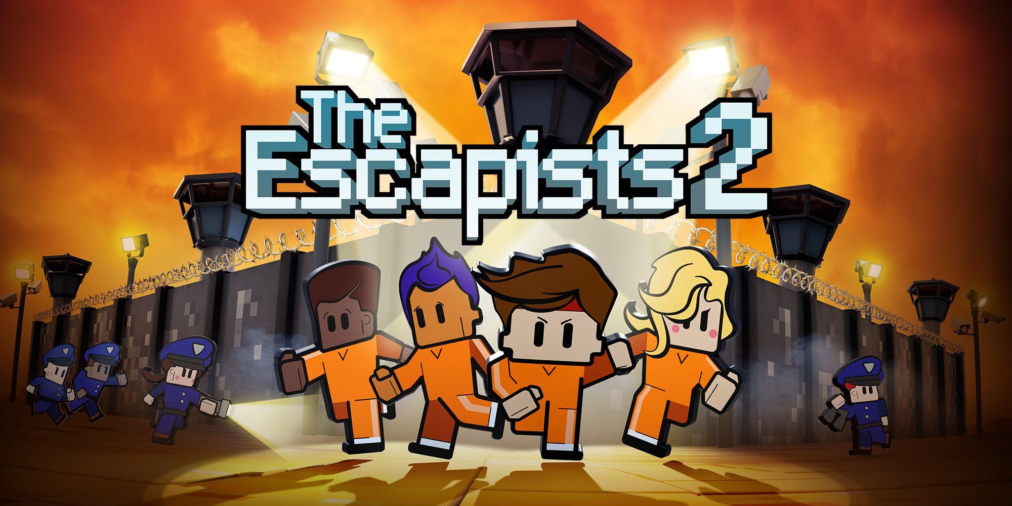 The escapists 2 (eshop Sudáfrica)