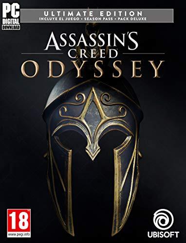 Assassin's Creed Odyssey - Ultimate Edition | Código Uplay para PC